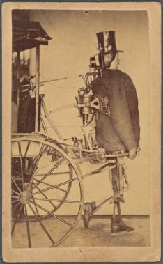 Dederick's Steam Man (1868)